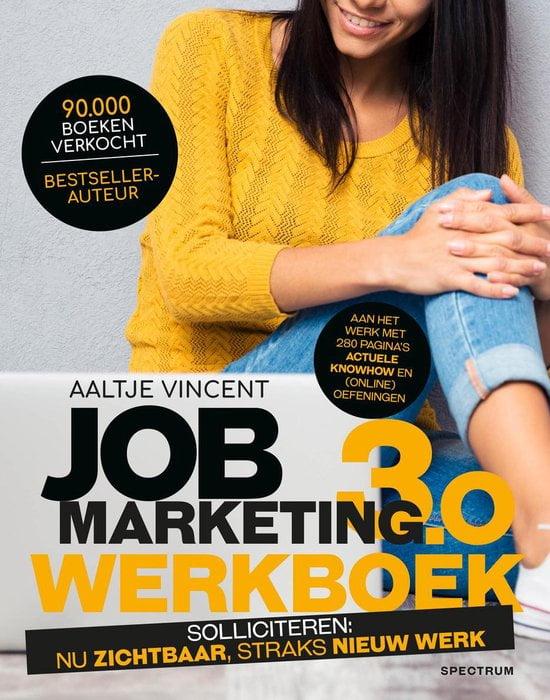Jobmarketing 3.0 werkboek